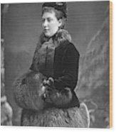 Princess Helena (1846-1923) Wood Print