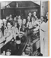 Prohibition Repeal, 1933 Wood Print