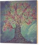 Promise Tree Wood Print