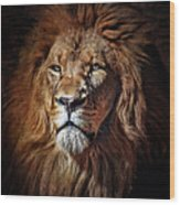 Proud N Powerful Wood Print