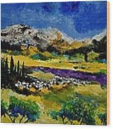 Provence 452121 Wood Print