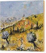Provence 78314030 Wood Print