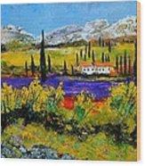 Provence 885120 Wood Print
