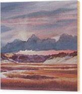 Provincelands Wood Print