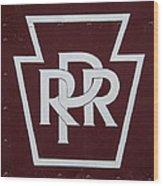 PRR Wood Print