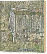 Psalm 119 142 Wood Print
