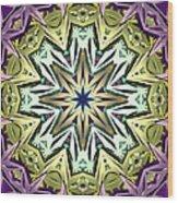 Psychic Gatekeeper Wood Print
