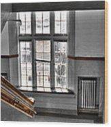 Pullman High School II - Where Memories Were Made Wood Print