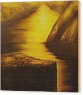 Pulpit Rock-preikestolen-original Sold-buy Giclee Print Nr 27 Of Limited Edition Of 40 Prints  Wood Print
