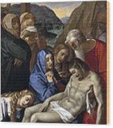 Pulzone, Scipione Il Gaetano Wood Print