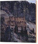 Pumice Castle I Wood Print
