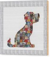 Puppy Dog Showcasing Navinjoshi Gallery Art Icons Buy Faa Products Or Download For Self Printing  Na Wood Print