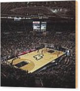 Purdue Boilermakers Mackey Arena Wood Print by Replay Photos
