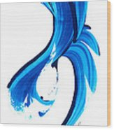 Pure Water 260 Wood Print by Sharon Cummings