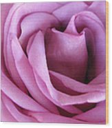 Purple Mood Wood Print by Etti PALITZ