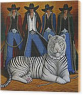 Pussycat Dolls Wood Print