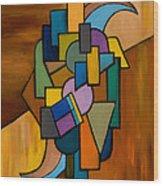 Puzzle IIi Wood Print