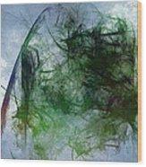 Pyrene Wood Print