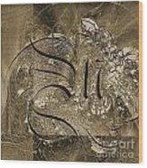 Q II Wood Print