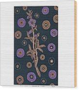 Qae-qane  Wood Print by Nokuphiwa Gedze
