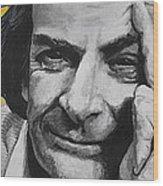 Qed- Richard Phillips Feynman Wood Print