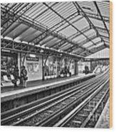 Quai De La Gare Wood Print