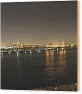 Queen Mary - 121238 Wood Print by DC Photographer