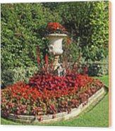 Queen Mary's Gardens Regents Park Wood Print