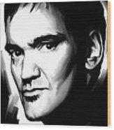 Quentin Tarantino Artwork 2 Wood Print