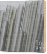 Quiet Strength -  Abstract Art Wood Print