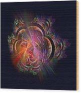 Radiance-2 Wood Print