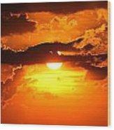 Radiance Revealed Wood Print