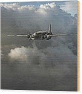 Raf Coastal Command Vickers Warwick Asr Wood Print