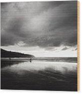 Raglan Nz Wood Print