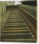 Ragtime Wood Print