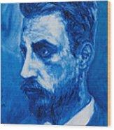 Rainer Maria Rilke Wood Print
