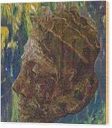 Rainforest King Wood Print
