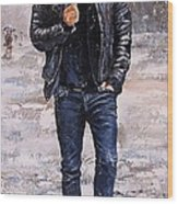 Rainy Day #23 Wood Print by Emerico Imre Toth