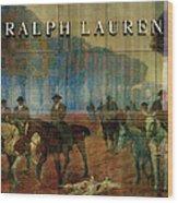 Ralph Lauren Wood Print