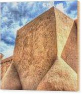 San Francesco De Asis, Rancho De Taos I Wood Print