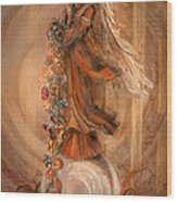Raphael The Archangel Wood Print