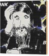 Rasputin Wood Print