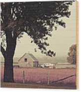 Rawdon's Countrylife Wood Print