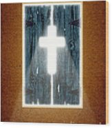 Ray Of Light Wood Print by Cristophers Dream Artistry