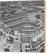 Raymond James Stadium Tampa Wood Print