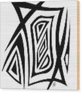Razer Blade Wood Print