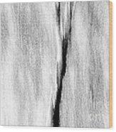 Reach Out Wood Print