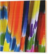 Ready Made Rainbows Wood Print