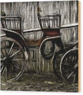 Ready To Ride - Featured In Both Groups Spectacular Artworks Of Faa And Cards For All Occ  Wood Print