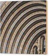 Reapeating Patterns Wood Print